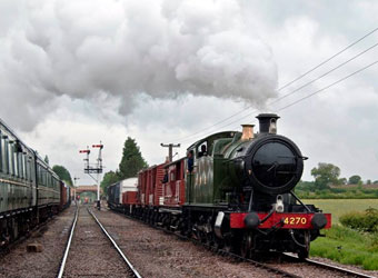 Gloucestershire Warwickshire Railway, Toddington