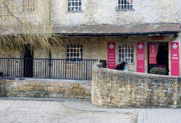 Dog friendly Museums and Castles in the Cotswolds