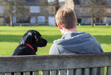 Dog friendly parks & gardens in North Cerney Cotswolds
